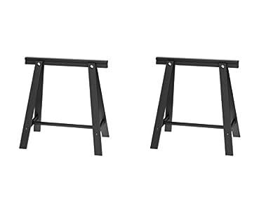 IKEA ODDVALD - Caballete (2 unidades, 2 unidades)