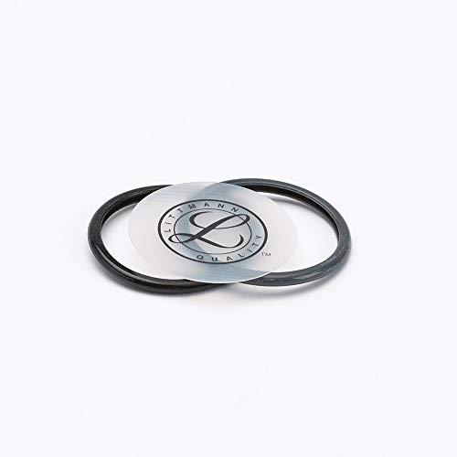 Kit de Peças de Reposição para o Estetoscópio 3M™ Littmann® Classic II Pediátrico 40012 – Preto e Cinza
