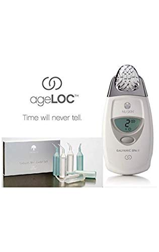 Nuskin Facial Galvanic Spa System II EX (White System Only) by Nu Skin