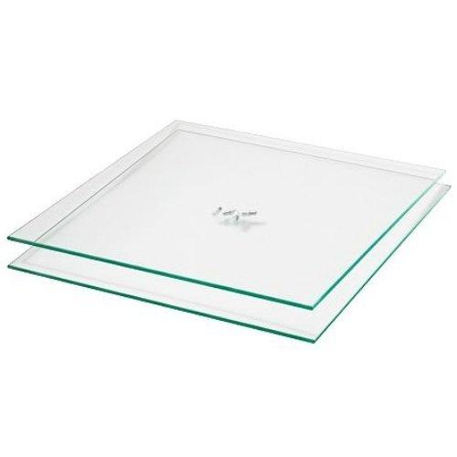 Phönix 117704TR Leonardo - Glaseinlegeböden für kleine Fächer