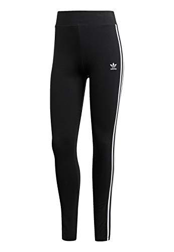 adidas Damen Tights 3 Str Tight  schwarz (black/White)  D34