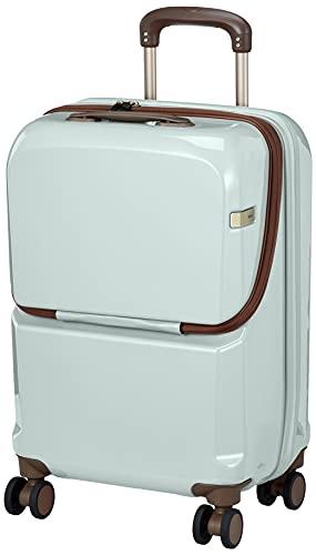 [エース トーキョー] スーツケース クリーディエ コインロッカーサイズ 54cm 54 cm スモーキーブルー
