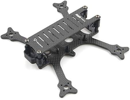 Alta qualità Drone Kit di accessori Holybro Kopis Mini 148,6 millimetri in fibra di carbonio 3K 3 pollici Kit Telaio Compatibile con Drone FPV corsa RC Quadcopter Multicopter Multirotor RC parte Acces