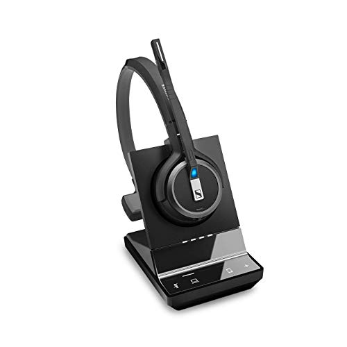 Fantastic Prices! Sennheiser SDW 5034 (507008) - Single-Sided (Monaural) Wireless DECT Headset for S...