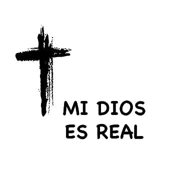 Mi Dios Es Real