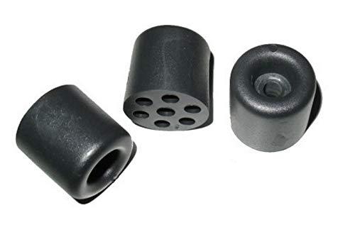 FKAnhängerteile 10 Stück Anschlagpuffer Anschlaggummi für Bordwand oder Türen MAX