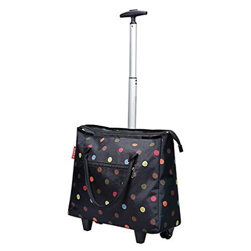 Gxy Trolley boodschappentas winkelwagen kofferbak Shopping Bag Tugboat pakket Opslag koffer Bearing 20 kg