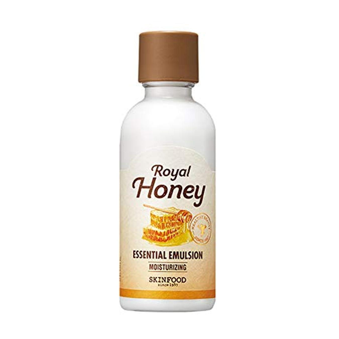 気候の山香り刻むSkinfood ロイヤルハニーエッセンシャルエマルジョン/Royal Honey Essential Emulsion 160ml [並行輸入品]