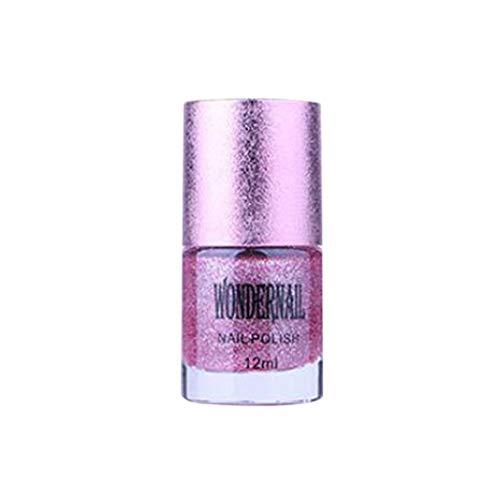 12ML Golden Sands Nail Polish Gel Waterproof Lasting Breathable Nail Varnish Health and Beauty Nail Art Christmas for Faclot