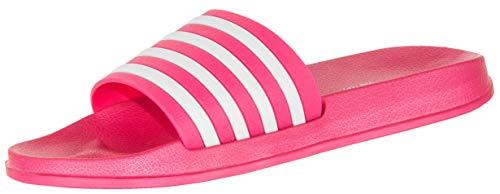 Beppi Badelatschen Mädchen - rutschfeste Badeschlapfen Pink Gr. 28