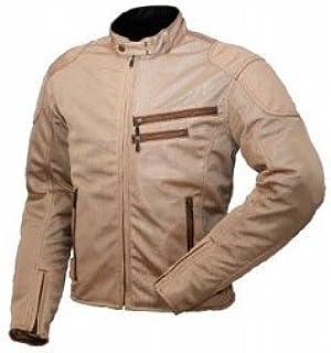 ラフアンドロード(ROUGH&ROAD) バイクジャケット ライディングZIPメッシュジャケット ベージュ WL(レディース) RR7313