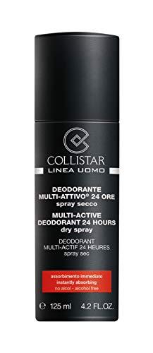 Collistar Deodorante Multi-Attivo 24 Ore Uomo - 125 ml.