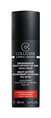 Collistar Deodorante Multi-Attivo 24 Ore Uomo -...