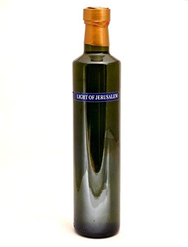 Luz de Jerusalén unción aceite 500ml cinturón de hidratación Holyland Jerusalén