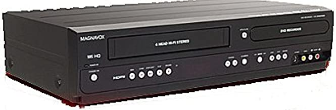 Magnavox ZV450MW8 DVD Recorder and VCR Combo
