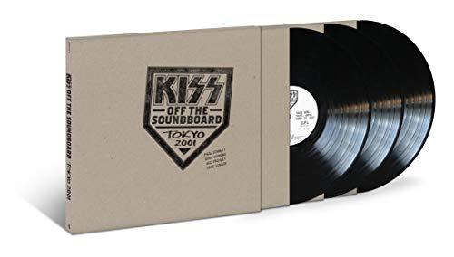 KISS Off The Soundboard: Tokyo 2001 (3LP) [Vinilo]