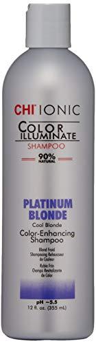 CHI Ionic Color Illuminâtes Platinum Blonde Shampooing
