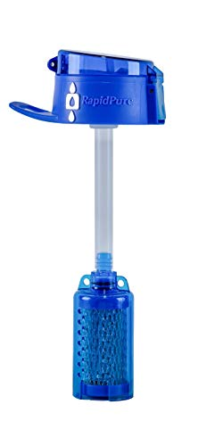RapidPure Universal Water Purifier Wide Mouth Bottle Adapter