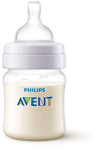 Philips Avent SCF810/17 - Biberón Anti-colic de 125 ml, transparente