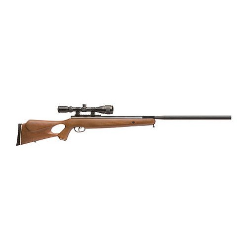 Benjamin Trail NP XL 1500 .177-Caliber Nitro Piston Break Barrel Air Rifle with Hardwood Stock And 3-9x40mm Scope