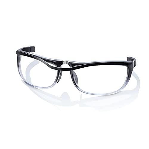 PPuujia occhiali da lettura anti-blu schiaffo sul polso pieghevole occhiali da lettura orologio da polso occhiali magnete appeso collo per trasportare presbiopia occhiali 1.5 2.5