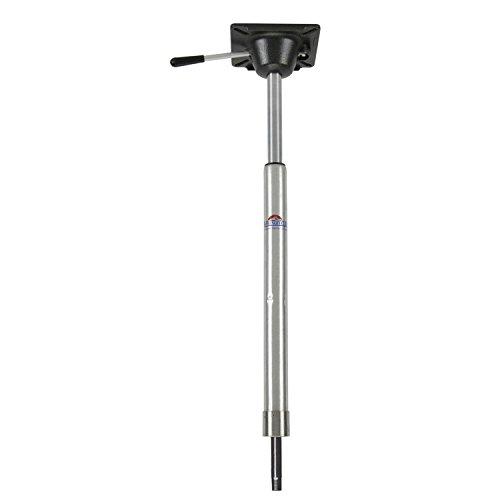 Springfield 1632013 Power-Rise Stand-Up Pedestal - 22-1/2' to 29-1/2'