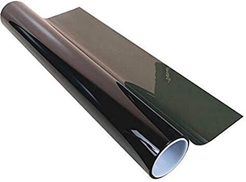 Diablo SOL X - 2 Ply Window Tint, Professional Dark Charcoal 20%...