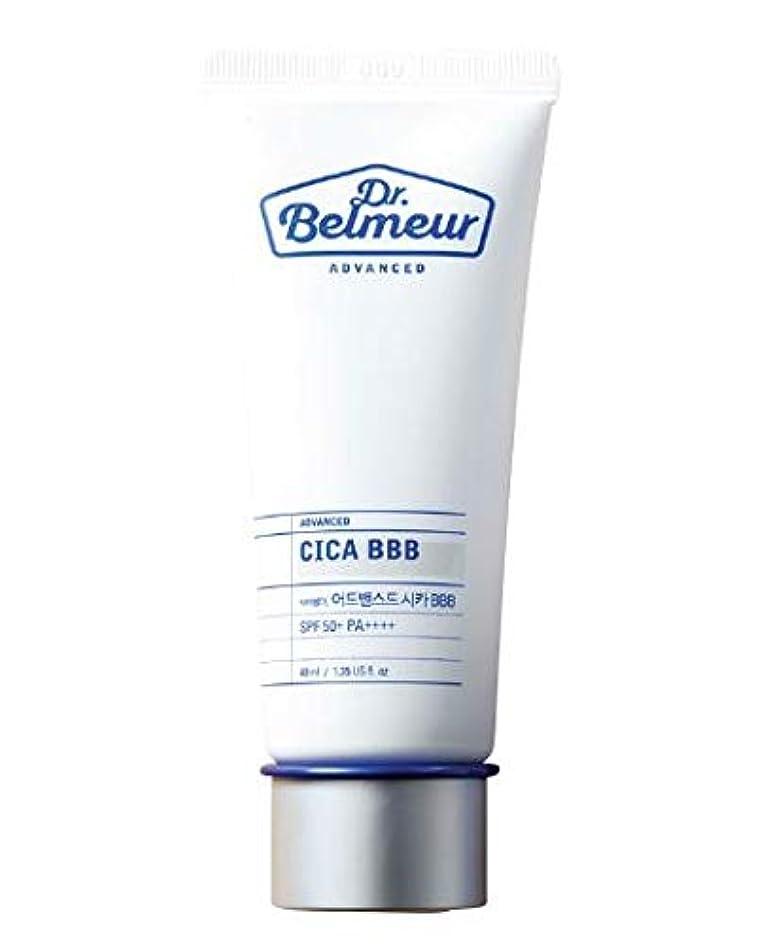 紳士きらめくツイン[ザ?フェイスショップ] THE FACE SHOP [ドクターベルモ アドバンスド シカ BBB 40ml] (Dr.Belmeur Advanced CICA BBB 40ml SPF50+ PA++++) [海外直送品]