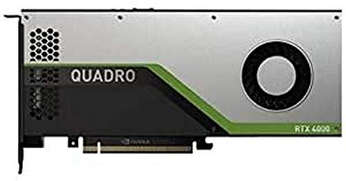 NVIDIA Quadro RTX 4000 - Kit Client - Scheda grafica - Quadro RTX 4000 - 8 GB GDDR6 - 3 x DisplayPort, USB-C