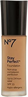 No7 Stay Perfect Foundation Cool Ivory