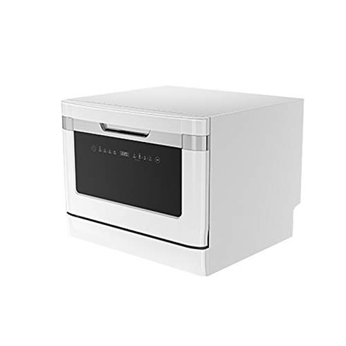 CLING Diseño Compacto Lavavajillas,Esterilización Y Desengrase A Alta Temperatura A 70 ° C, 5 Modos De Lavado,Lavavajillas De Uso Doméstico