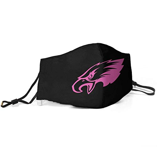 DNJKS MASK, Pink Eagle icon Print, Washable and Reusable dustproof Neutral mask
