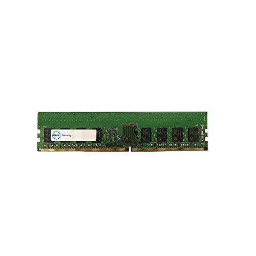 Dell - DDR4-4 GB - DIMM 288-pin - 2400 MHz / PC4-19200 - 1.2 V - unbuffered - non-ECC - for Inspiron 3268 3668 5676 OptiPlex 30XX 50XX 70XX XE3 Vostro 32XX 3470 36XX - A9321910 (Components  Memory)