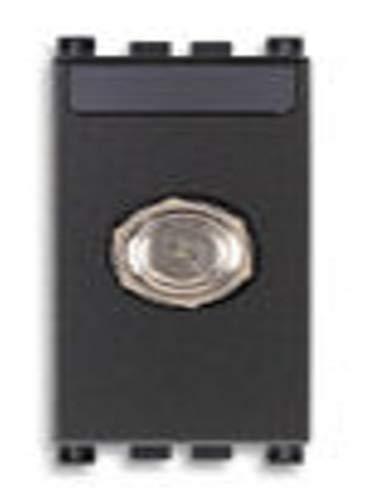 VIMAR SERIE Arke–Steckdose Anschluss tipo-f weiblich grau