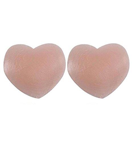 duode Zeit Frauen wiederverwendbar selbstklebend Silikon Nipple Covers multi-shaped Stilleinlagen Petals Pasties rund