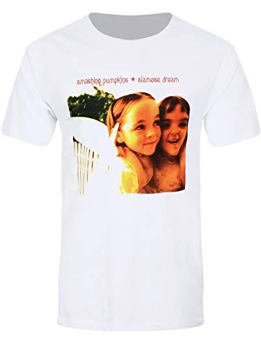 Smashing Pumpkins Siamese Dream (White) T-Shirt XXL