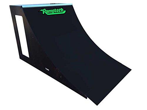 Ramptech 4' Tall x 4' Wide Quarterpipe Ramp