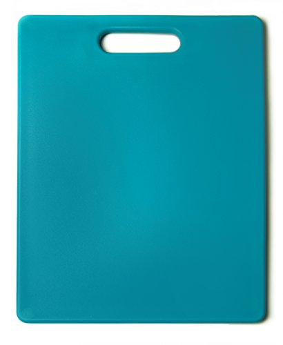 Architec G14-TQ Original Non-Slip Gripper Cutting Board, 11' x 14', Turquoise