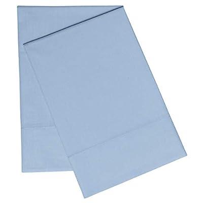 EnvioHome GOTS Certified Organic Cotton Pillowcase Pair