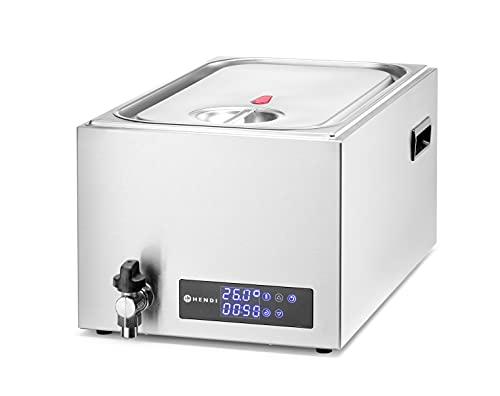 Hendi 225448 Sous-Vide Sistema Gn 1/1, 20 L