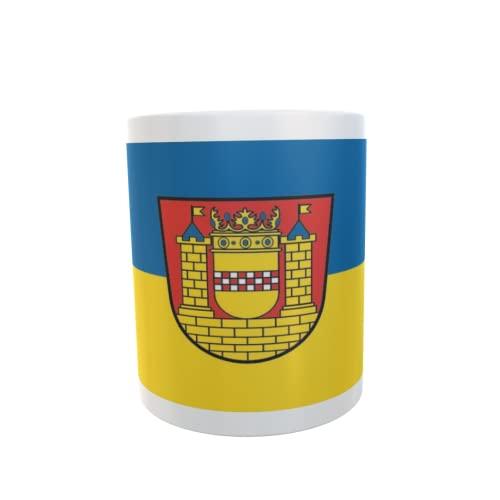 U24 Tasse Kaffeebecher Mug Cup Flagge Plettenberg