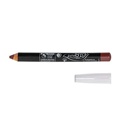 PuroBio Lippenstift Bleistift, Nr. 25 Marsala, 2.3 g