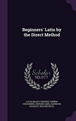 Beginners' Latin by the Direct Method