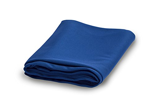Extreme Ultralight Travel and Sports Towel. High Tech Better than Microfiber. Compact Quick Dry Lightweight Antibacterial Towels, 28'x34', Extreme Royal Blue