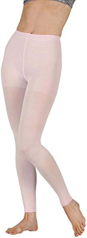 Juzo 2000 Soft Footless Leggings  1520 mmHg Cinnamon I 2000BT57I