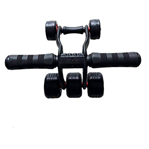 Jian E-buikfiets voor mannen en vrouwen, fitnessapparaten met 3 wielen, step, stil, onderlijf, gewichtsverlies, vest lijn 5 rond, vierwielige buikwiel