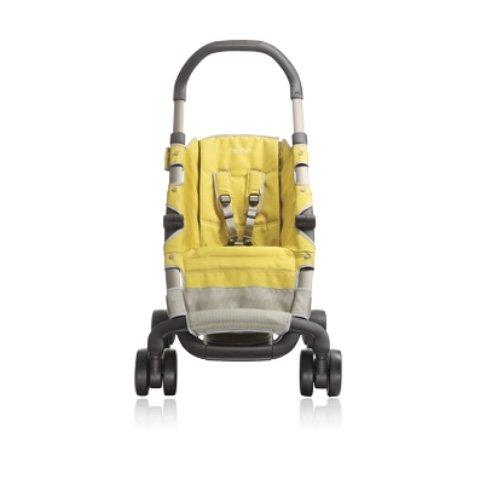 Nuna st-01002Pepp Kinderwagen, gelb