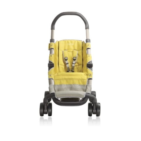Nuna ST-01 002 Pepp kinderwagen geel