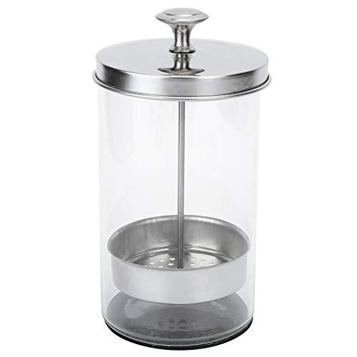Soaking Jar 650ml Durable Robusto Salón Barber Botella para Peluqueros para Peluqueros