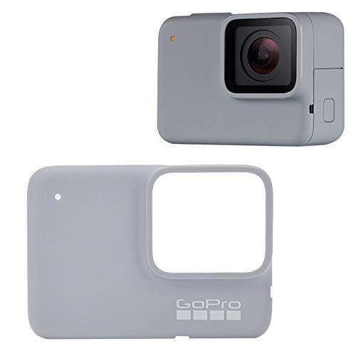 V BESTLIFE Sport Camera Voordeur Beschermende Cover Vervanging Reparatie Onderdeel Accessoire voor Gopro Hero 7 Actie Zwart/Zilver/Wit Optioneel, Kleur: wit